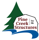 Pine Creek Structures Logo